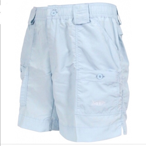 Aftco Other - AFTCO | Sky Blue Original Fishing Shorts